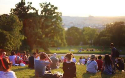 Situer la connexion sociale dans les villes en santé : un guide conceptuel pour la recherche et les politiques publiques