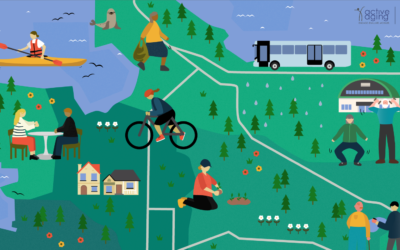 L'aménagement de nos villes peut-il avoir un impact sur notre santé et notre bien-être?
